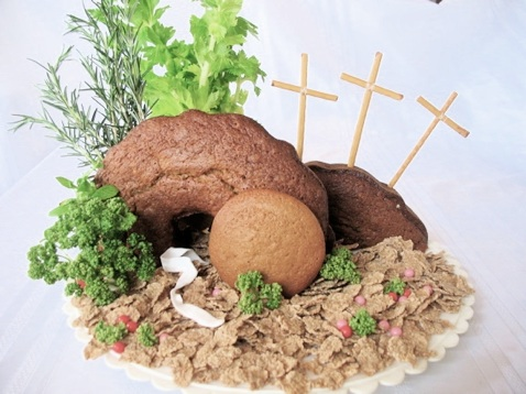 Easter Cakes Lamb Cake Resurrection Cakes Palm Sunday Cake